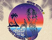 Festival Reggae Efecto Puerto Escondido 2016