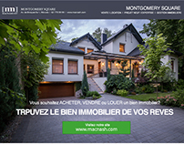 Property site- Home Page design
