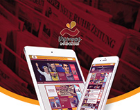 Hispanos Emprendedores - Website Design
