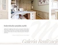 Emprojekt Manufaktura mebli klasycznych | WWW