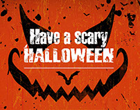 Halloween Spooky Package