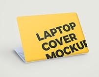 Laptop Cover Mockup