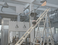 Decathlon - Rube Goldberg Machine - 1 milione di fan