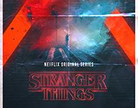 STRANGER THINGS_FAN POSTER