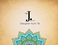J. Designer Hunt '16