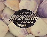 Mezcalito Cococó restaurant Branding