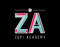 Zupi Academy- Rebranding