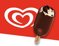Website Framework für Unilever