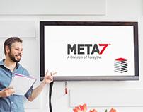 PPT Template for Basic, Internal META7 Presentations