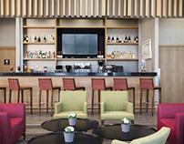 Hilton Garden Inn Interior Design