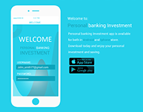 Personal banking investment