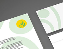 Leaf Leadership, Logo & Business Card