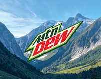 "Mtn Dew -""Kickstart your Life"""