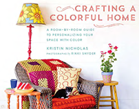 Book: Crafting A Colorful Home