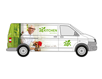 24Kitchen - Van Design
