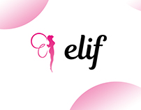 Elif - Website with stationery