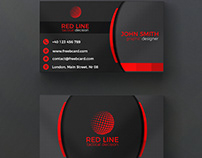 John Smith Business Card