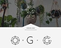 Corporate Identity - Gem design