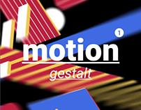 motion 1 - gestalt