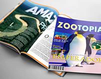 Proyecto Revista ZOOTOPIA