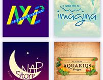 Logos 2009-2015