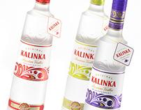 "Vodka ""KALINKA"""