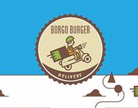 Borgo Burger Delivery