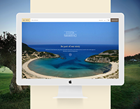 The Enhanced Costa Navarino Website