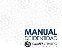 Gomez Giraldo Abogados Manual de Identidad