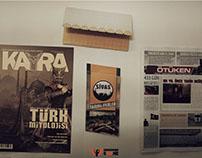 MAGAZINE, NEWSPAPER, BROCHURE, INVITATION, DESIGN