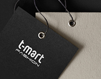 T-Mart Fashion Re-branding