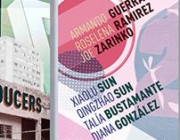 """""""Reinventing Cuba"""" Poster Design"""