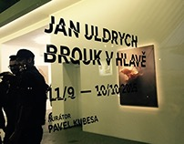 JAN ULDRYCH EXHIBITION DESIGN