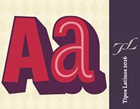 Typeface • Sorvettero