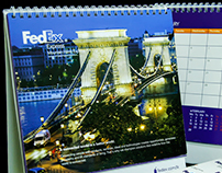 FedEx Calendar - 2016.