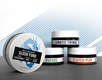 Hair Puck Re-design / Packaging