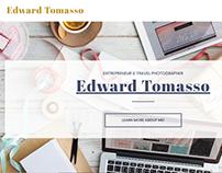 Yola Site - Edward Tomasso