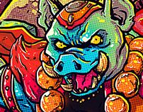 Ganon - Legend of Zelda Tribute