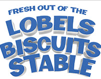 LOBELS BISCUITS OK GRAND CHALLENGE