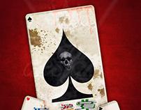 "Affiche ""Poker Tour"""