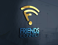 Friends Connect Logo Project