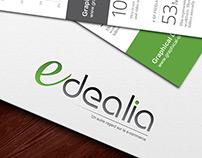 Edealia | Logo