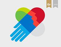 AIGA (WM) Design for Good Logo Identity System