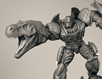Megatron - Beast Wars