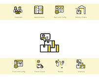 Boxbee Icon Set