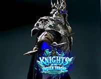 Hearthstone Knights of the Frozen Throne Campaign