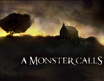 A Monster Calls | Imaginary Forces 2016