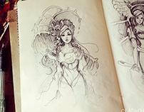 Sketchbook No.4