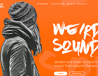 Music streaming platform