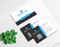 Clean Looking Business Card